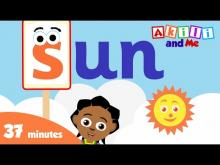 Embedded thumbnail for Letters are Fun! - Sing and learn Letters with Akili and Me!