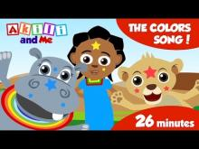 Embedded thumbnail for The Colour Song - African Educational