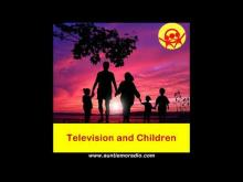 Embedded thumbnail for Children and Television