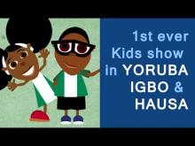 Embedded thumbnail for A Nigerian Cartoon Show