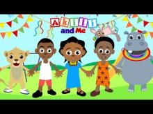 "Embedded thumbnail for Preschool Songs from Akili and Me | ""Let's Introduce Ourselves"""